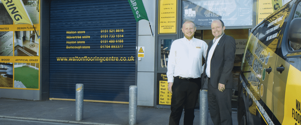 Bathgate Secures £250k Finance for family flooring firm - Bathgate BF